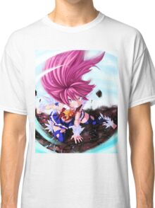 Fairy Tail-Wendy Marvel-Full Graphic Shirt Classic T-Shirt