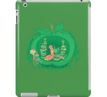 The Bookworm's Haven iPad Case/Skin