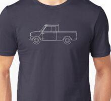 Mini Pickup Blueprint Unisex T-Shirt