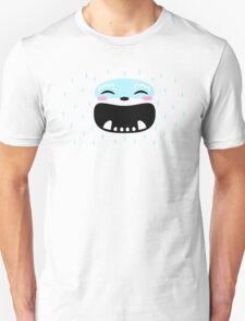 Happy Yeti Unisex T-Shirt