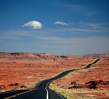 The Road Goes on Forever by Michael Kannard