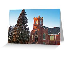 East Nidaros - Fall Greeting Card