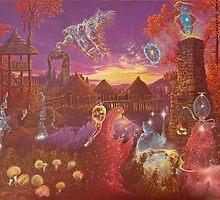"""Autumn Twilight II"" by James McCarthy"