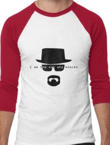 i am the one who knocks Men's Baseball ¾ T-Shirt