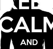 Keep Calm and Evade Pods Sticker