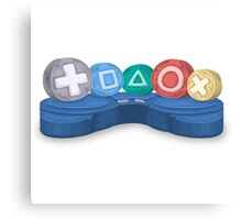 video games / jeux video Canvas Print
