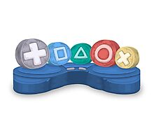 video games / jeux video Photographic Print