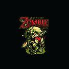 Legend of Zombie - IPAD CASE by WinterArtwork