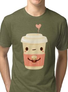 Coffee Coffee Tri-blend T-Shirt