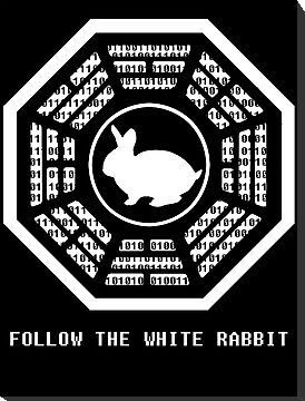 Follow the White Rabbit by AriesNamarie