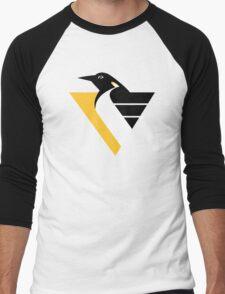 Penguin Pittsburgh Sport Men's Baseball ¾ T-Shirt