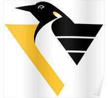 Penguin Pittsburgh Sport Poster
