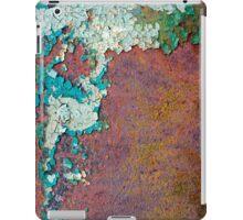 Paint mosaic iPad Case/Skin