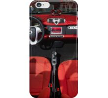 Smart ForTwo Turbo Cabrio Tritop Inside [ Print & iPad / iPod / iPhone Case ] iPhone Case/Skin