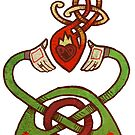 Claddagh Design by Meredith Nolan