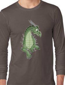 STUCK - Green Dragon Long Sleeve T-Shirt