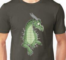 STUCK - Green Dragon Unisex T-Shirt