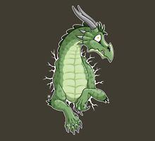STUCK - Green Dragon Unisex T-Shirt