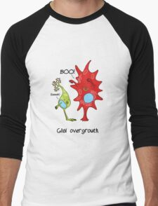 Cell culture problems: glial overgrowth Men's Baseball ¾ T-Shirt