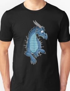 STUCK - Blue Dragon T-Shirt