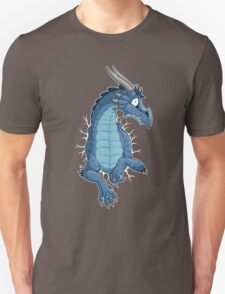 STUCK - Blue Dragon Unisex T-Shirt