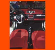 Smart ForTwo Turbo Cabrio Tritop Inside [ Print & iPad / iPod / iPhone Case ] Kids Tee