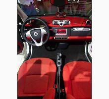 Smart ForTwo Turbo Cabrio Tritop Inside [ Print & iPad / iPod / iPhone Case ] T-Shirt