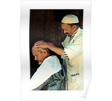 The Haircut Poster