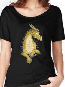 STUCK - Golden Dragon Women's Relaxed Fit T-Shirt