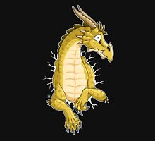 STUCK - Golden Dragon Unisex T-Shirt