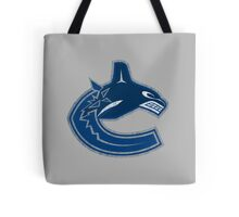 Canucks Vancouver shark  Tote Bag