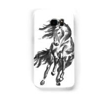 Sumi-e Horse Samsung Galaxy Case/Skin