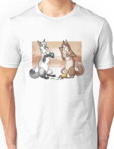 Flying Noodles Unisex T-Shirt