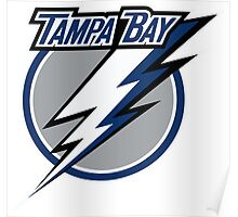 Lightning Tampa Bay Sport Poster