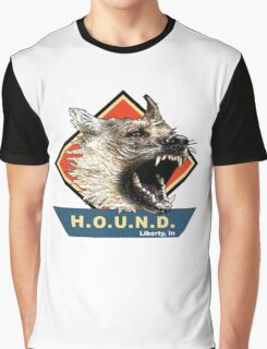 Project H.O.U.N.D. Graphic T-Shirt