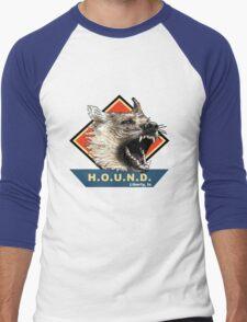 Project H.O.U.N.D. Men's Baseball ¾ T-Shirt