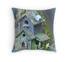Images of Shady cove series Throw Pillow