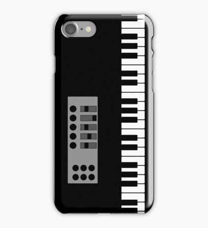Keyboard Piano iPhone Case/Skin