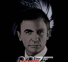 James Bond 007 Bonded, full circle by ALIANATOR