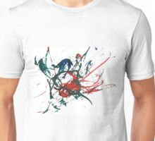 OS String Paint Unisex T-Shirt
