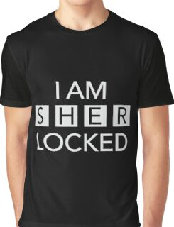 Sherlocked Graphic T-Shirt