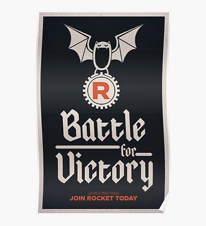 Team Rocket Poster Poster