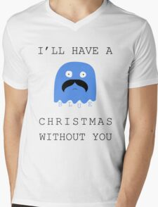 I'll Have a Blue Christmas without you~ Mens V-Neck T-Shirt