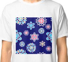 Christmas snow Classic T-Shirt