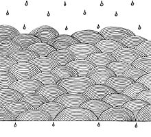 Rain and Sea by cinema4design
