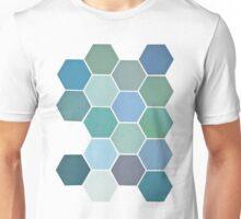 Shades of Blue Unisex T-Shirt
