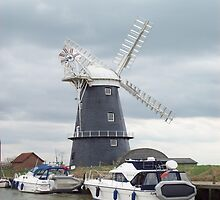 Norfolk Broads by liberthine01