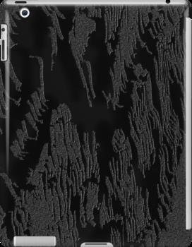 Texturized iPad I by dominiquelandau