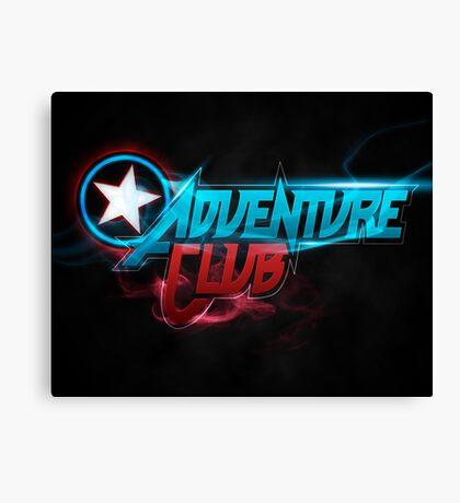 Adventure Club (Custom Poster) Canvas Print