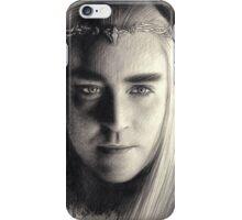 King Thranduil of Mirkwood iPhone Case/Skin
